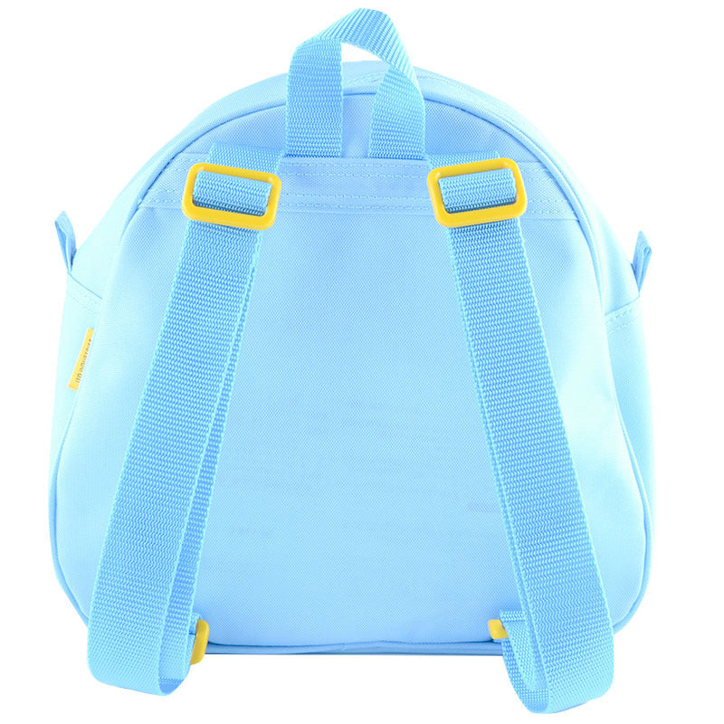 Anpanman Kids Backpack Day Pack Saxe Blue Japan