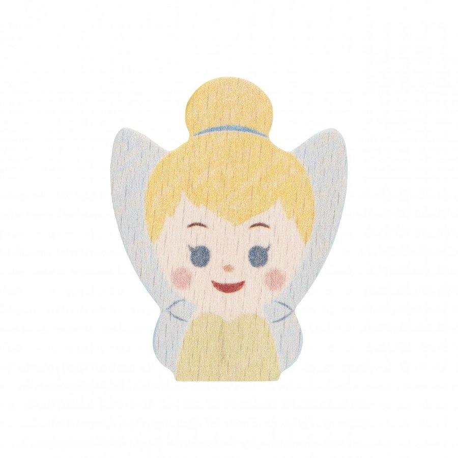 Tinker Bell KIDEA Toy Wooden Blocks Disney Store Japan Peter Pan