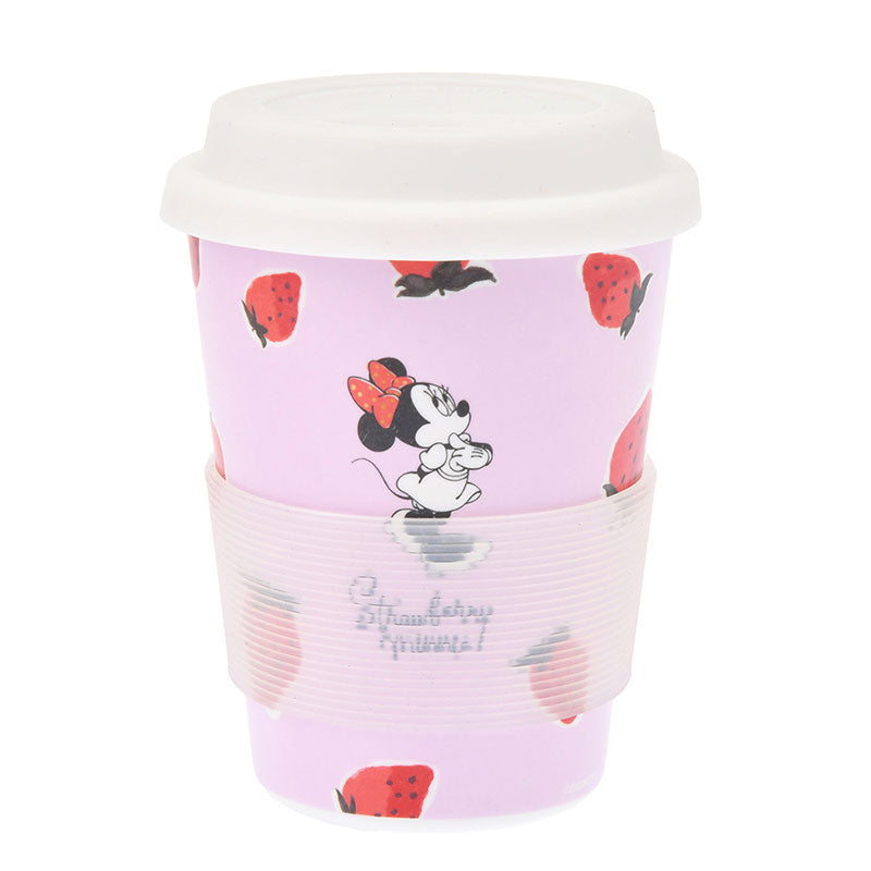 Minnie Melamine Tumbler 290ml Strawberry Ichigo Lifestyle Disney Store Japan
