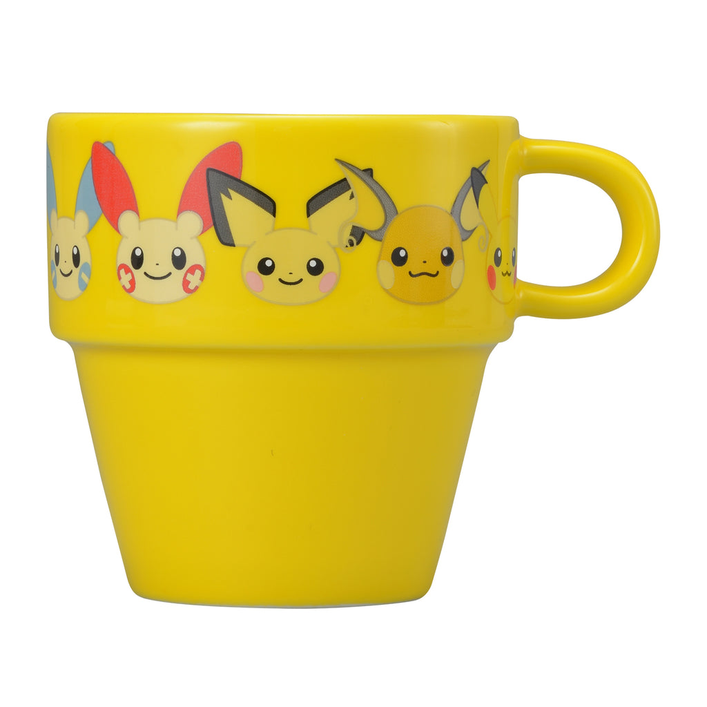 Pikachu Mug Cup HOPPE DAISHUGO Pokemon Center Japan Original