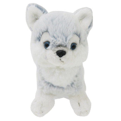 Wolf Plush Doll S Fluffies Sunlemon Japan