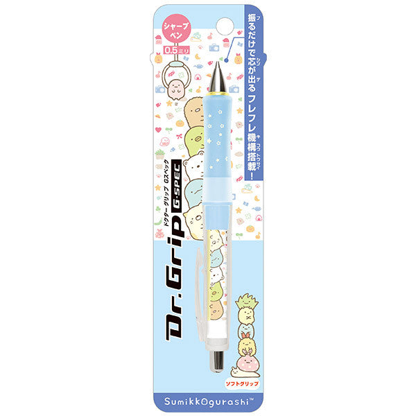 Sumikko Gurashi Dr. Drip Mechanical Pencil Vertical Row San-X Japan 0.5mm