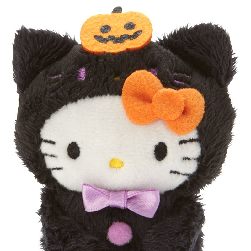 Hello Kitty mini Tenori Plush Doll Sanrio Japan Halloween 2020