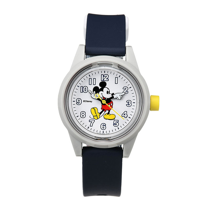 Mickey Q&Q SmileSolar Watch S Disney Store Japan