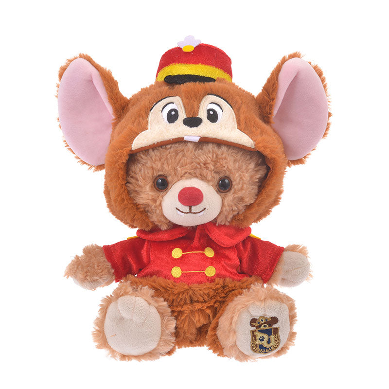 UniBEARsity Costume for Plush Doll S Timothy Q. Mouse Disney Store Japan