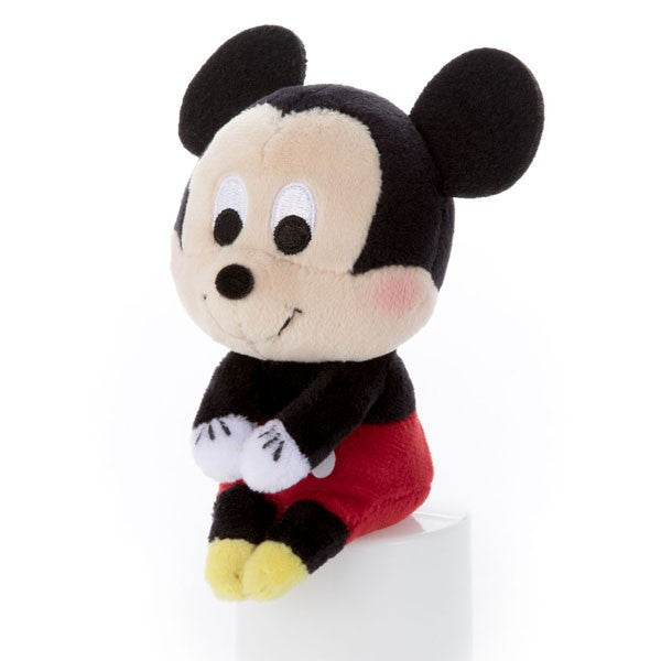 Mickey Chokkorisan mini Plush Doll Disney Japan Takara Tomy