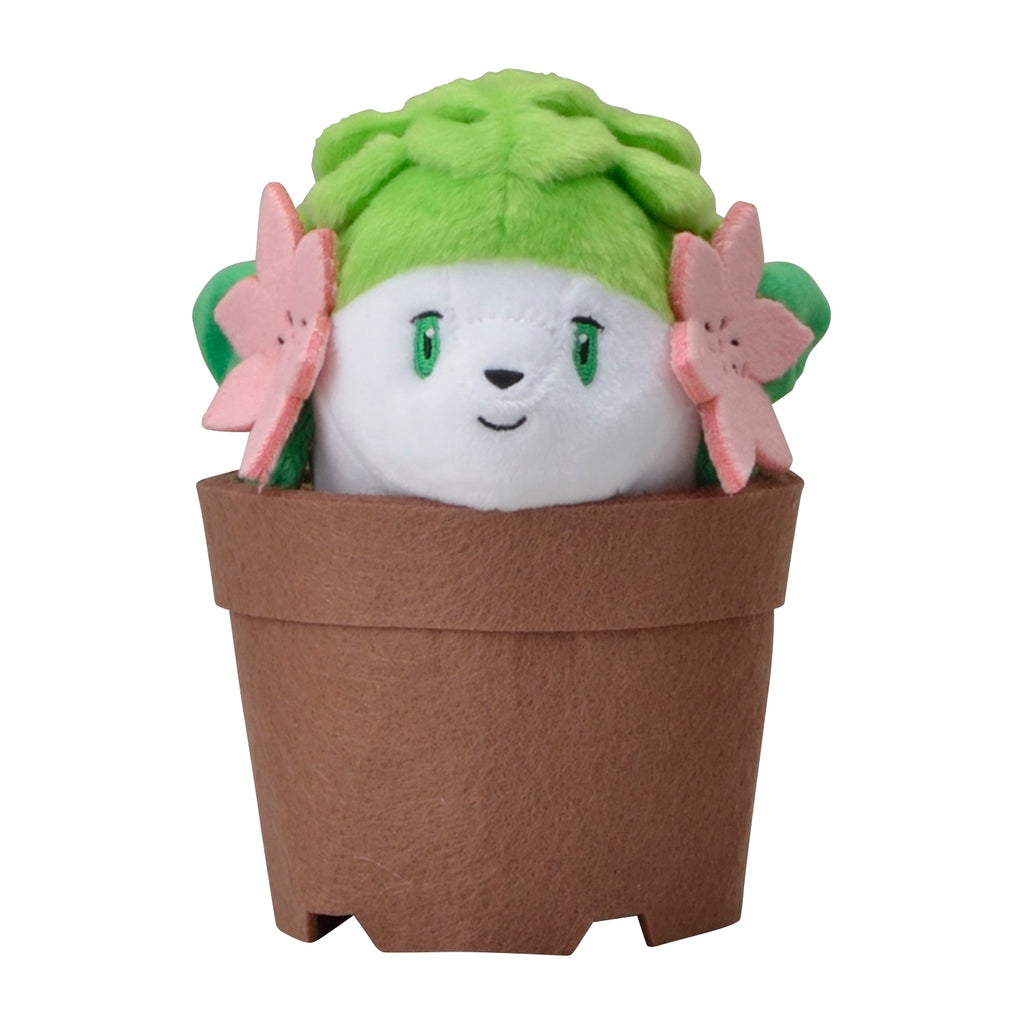 Shaymin Plush Doll Pokemon Grassy Gardening Japan Center
