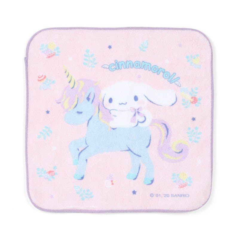 Cinnamoroll mini Towel Unicorn Sanrio Japan