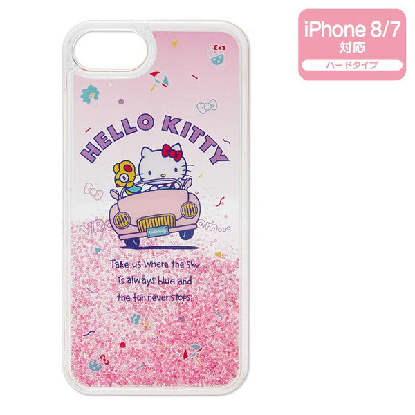 c29520867 Hello Kitty iPhone 7 8 Case Cover Summer Vacation Sanrio Japan