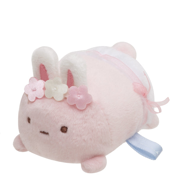Sumikko Gurashi Tapioca mini Tenori Plush Doll Rabbit Garden San-X Japan