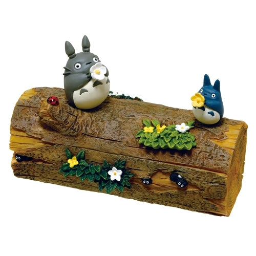My Neighbor Totoro Accessory Case Flower Bugle Studio Ghibli Japan