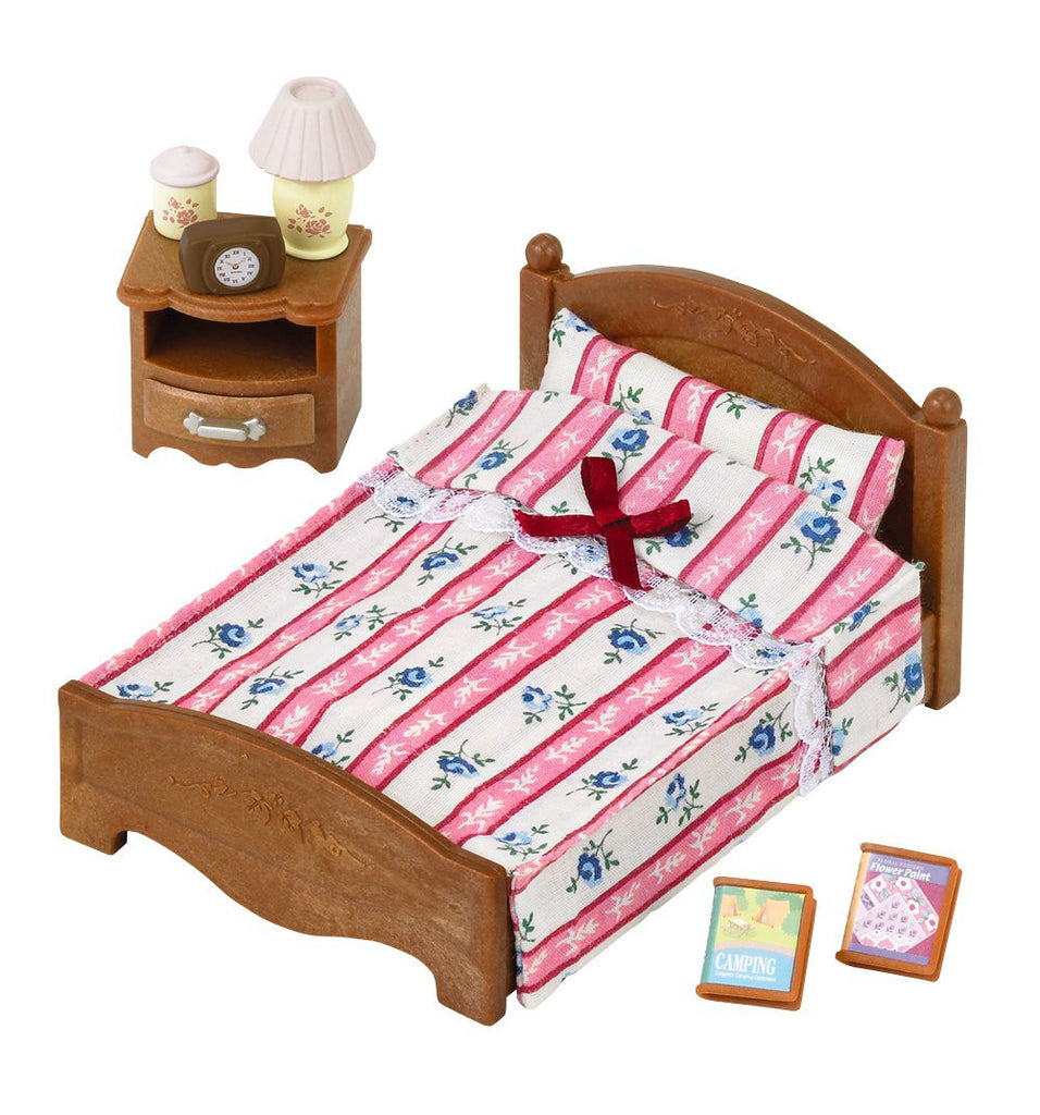 Furniture Semi-double Bed Ka-512 Sylvanian Families Japan Calico Critters