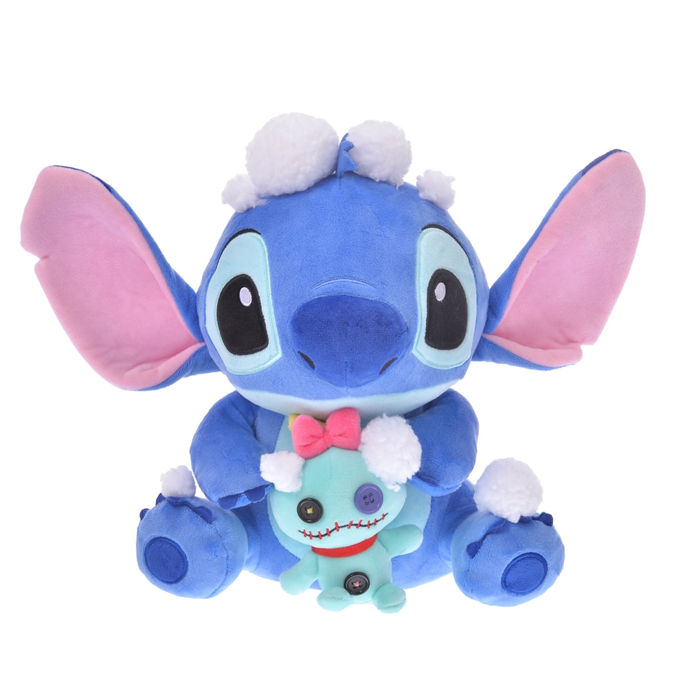Scrump & Stitch Plush Doll Disney Store Japan Stitch Day 2020