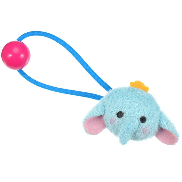 Plush Ponytail Holder TSUM TSUM Dumbo Disney Store Japan Hair accessories