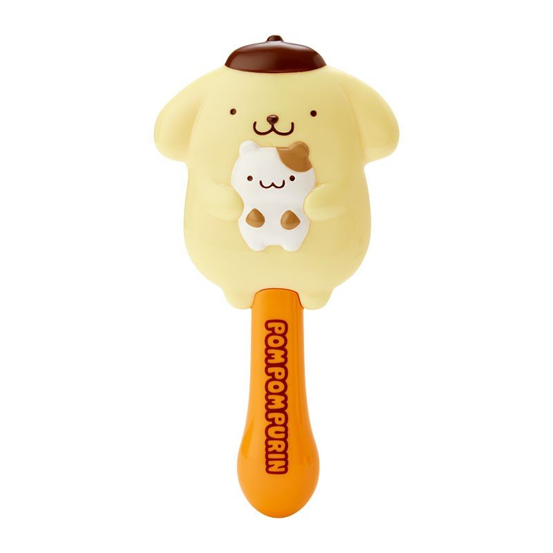 Pom Pom Purin shape Hairbrush Sanrio Japan
