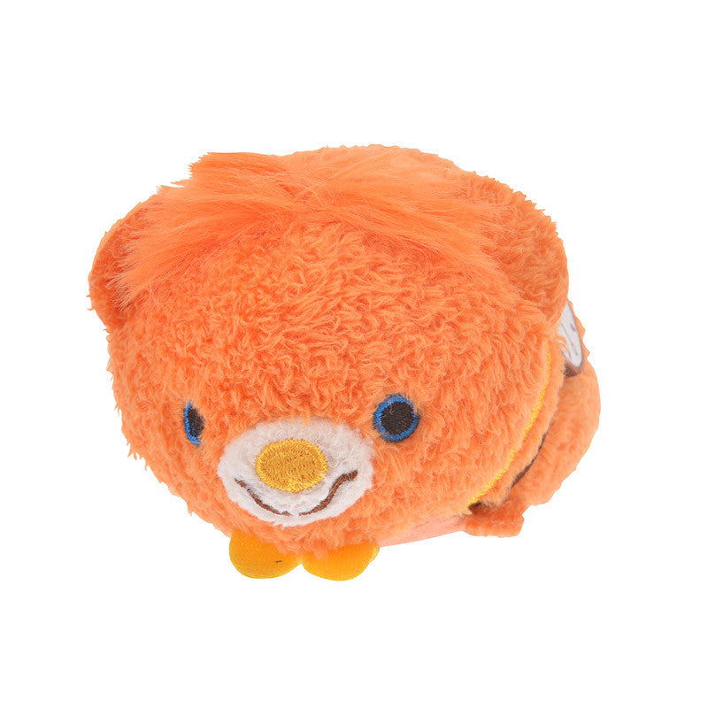UniBEARsity Horloge Cogsworth Plush Tsum Tsum mini S Disney Store Japan