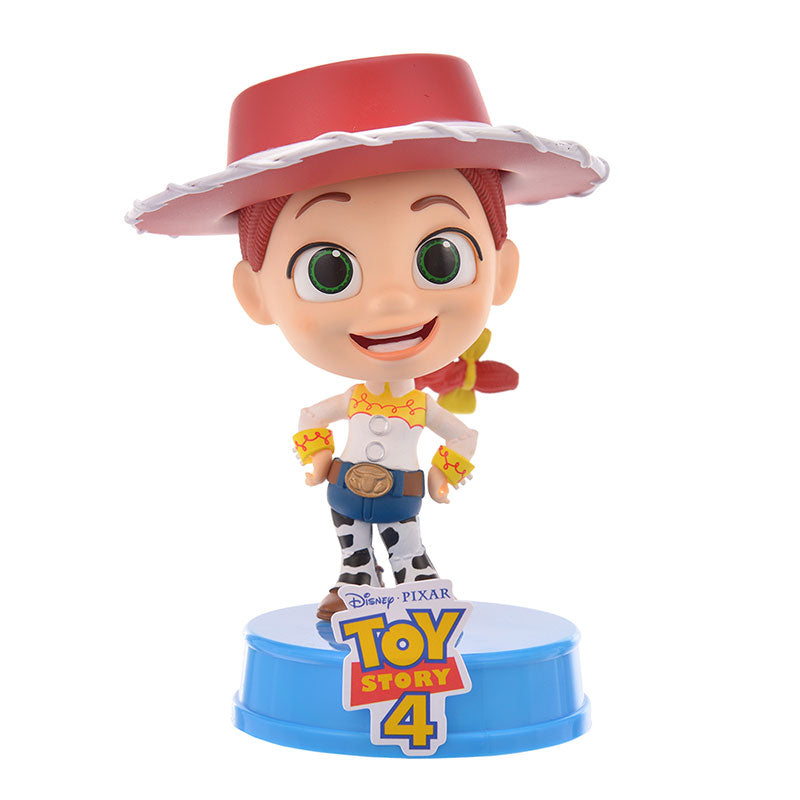 Toy Story 4 Jessie CosBaby Figure S Disney Store Japan COS#608