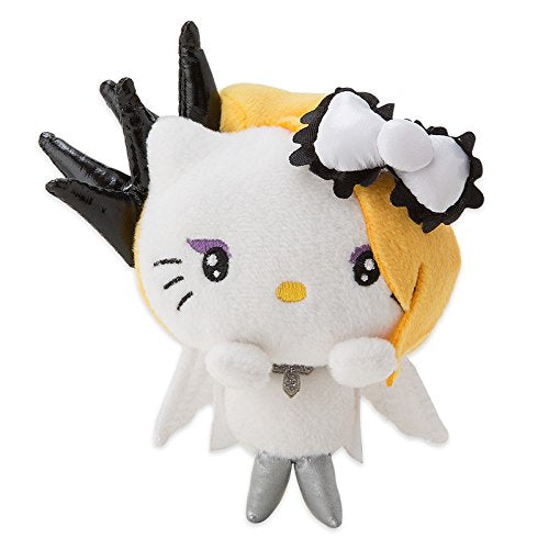 Yoshikitty pyoconoru mini Plush Doll White Sanrio Japan Hello Kitty