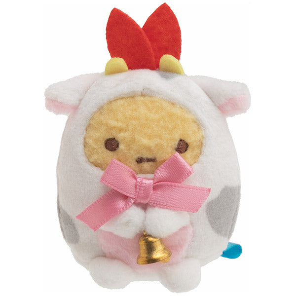 Sumikko Gurashi Fried Shrimp Tail mini Tenori Plush San-X Japan New Year 2021
