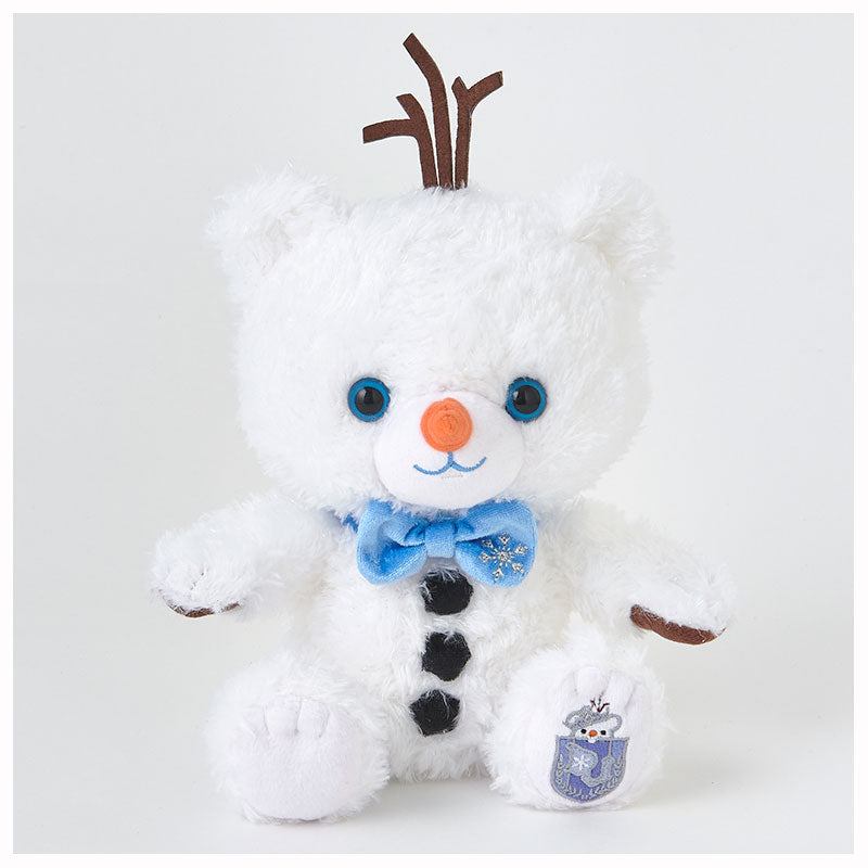UniBEARsity Kos Olaf Plush Doll Frozen 2 Disney Store Japan
