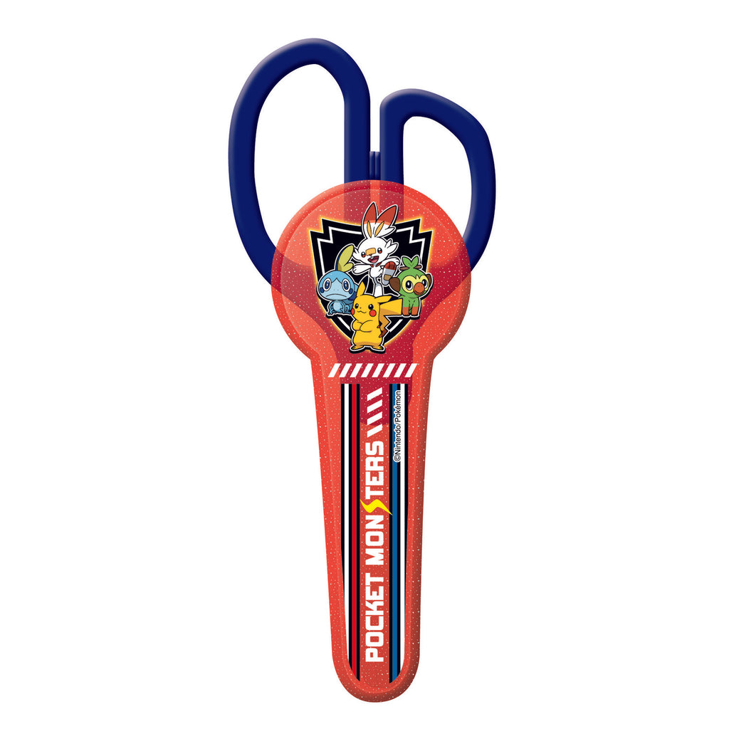 Kids Scissors with Case Sword Shield Pokemon Center Japan Original