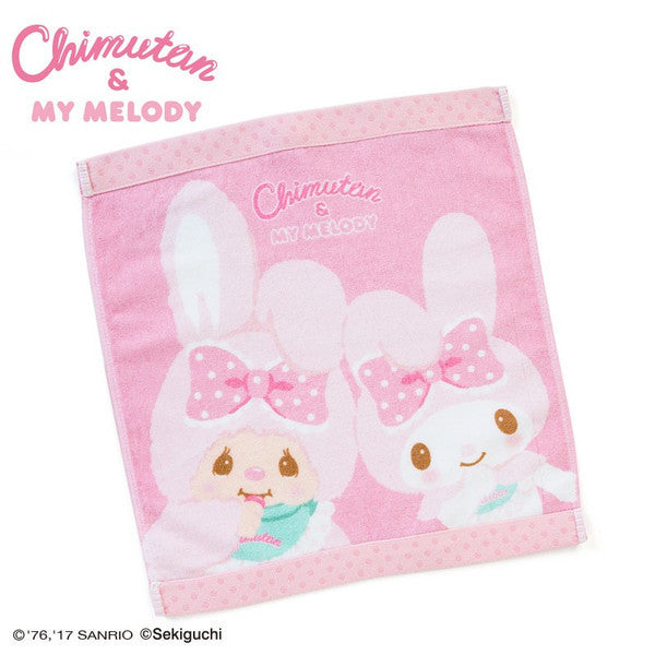 Chimutan My Melody Hand Towel Sanrio Japan