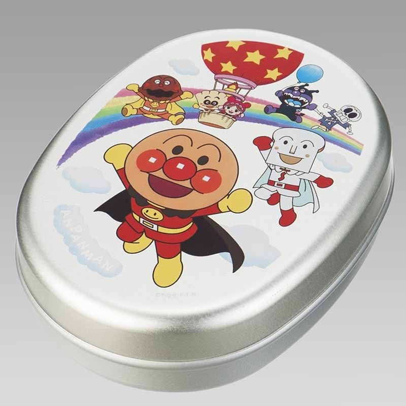 Anpanman Aluminum Lunch Box 280ml Japan