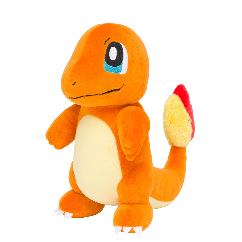 Charmander Hitokage Plush Doll Japan Pokemon Center 20th Original