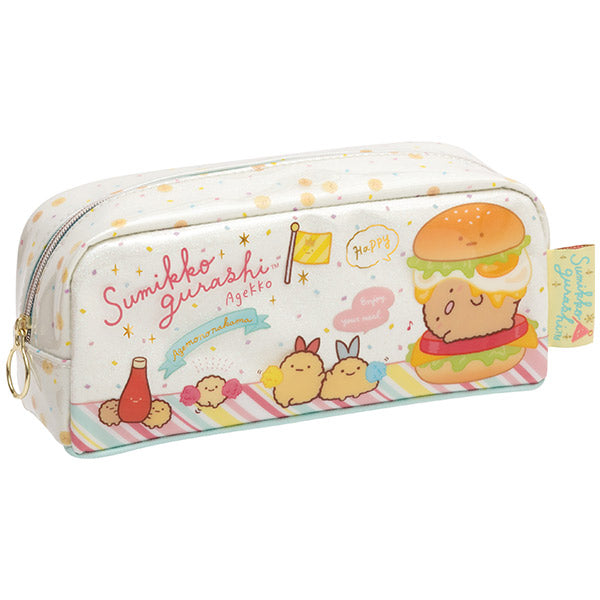 Sumikko Gurashi Pen Case Pencil Pouch Cheer Ageage San-X Japan