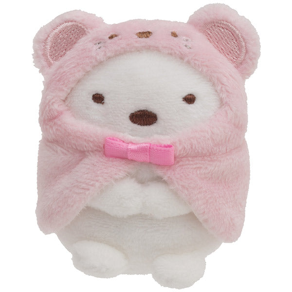 Sumikko Gurashi Shirokuma Bear Mouse mini Tenori Plush Doll San-X Japan New Year
