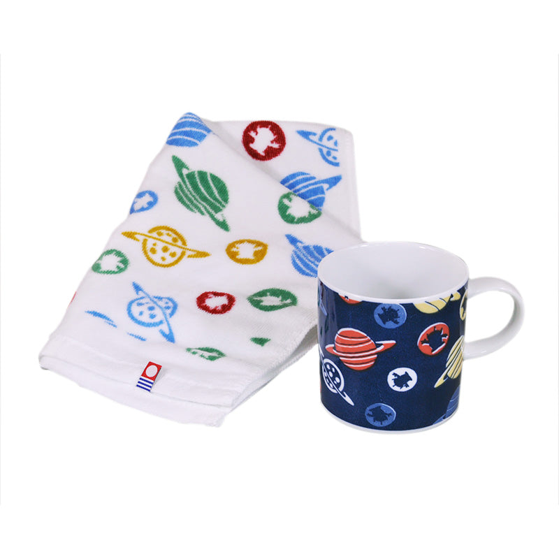 Toy Story Mug Cup Towel Set Wa Japanese Culture Disney Store Japan
