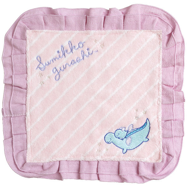 Sumikko Gurashi mini Towel Pink Tokage Lizard's Dream San-X Japan