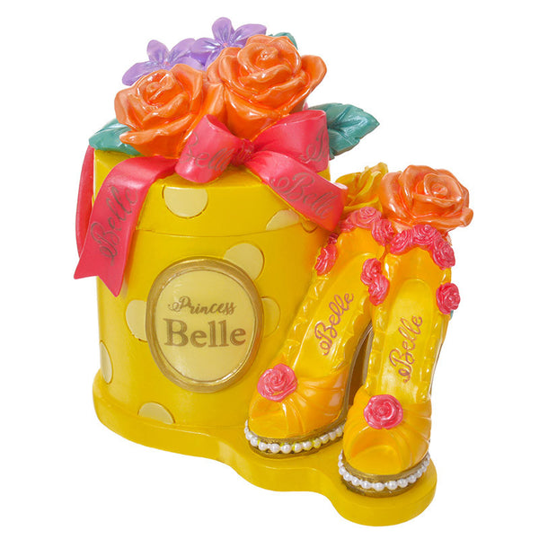 Belle Shoes Accessory Case Princess Party Disney Store Japan Beauty & the Beast
