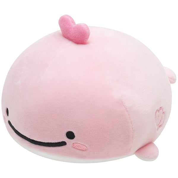 Mother Whale Super Soft Mochi Plush Doll S Kokujira's Dream San-X Japan