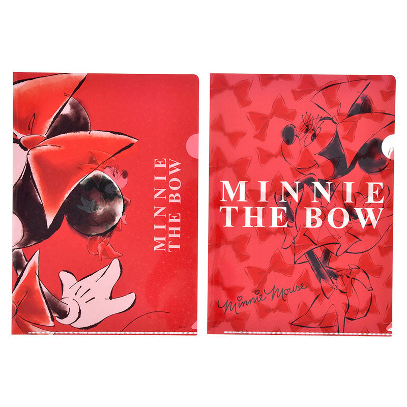 Minnie Day 2020 File Holder Disney Store Japan