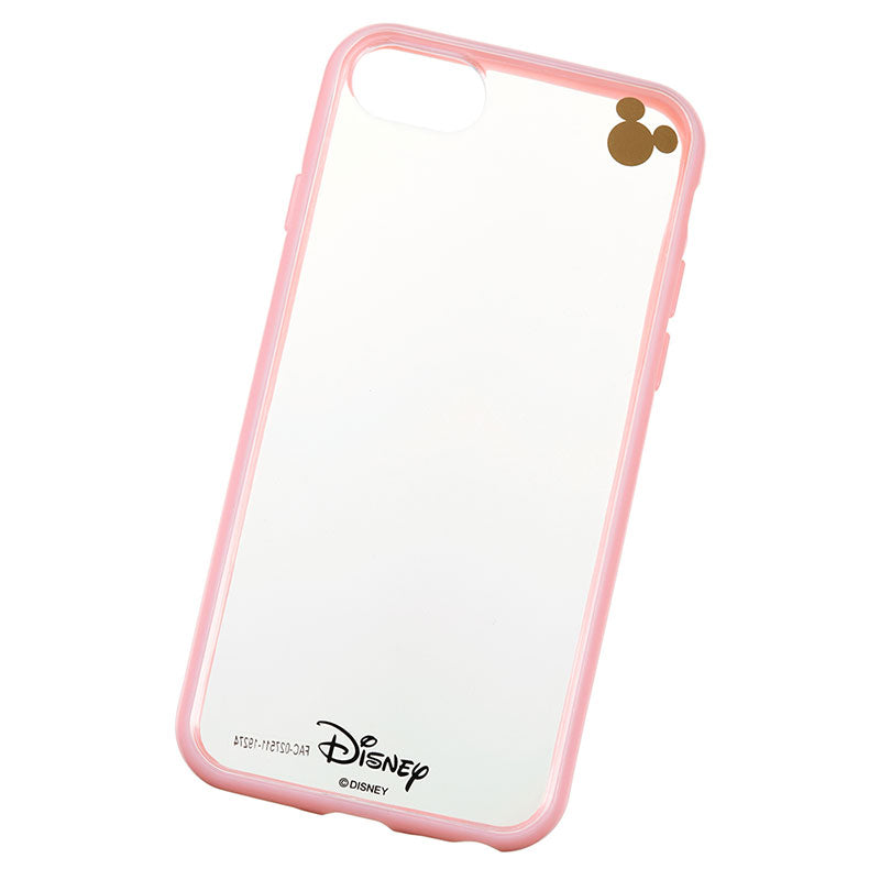 Mickey iPhone 6 6s 7 8 Case Cover Pink D.I.Wow! Disney Store Japan
