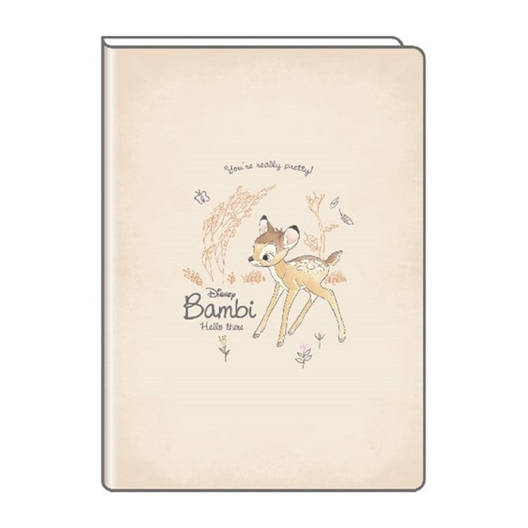 Bambi 2019 Schedule Book B6 Monthly Forest Disney Japan Delfino
