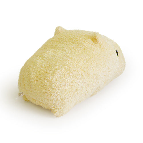 White san Plush Doll Soft Fluffy Kapibarasan Japan
