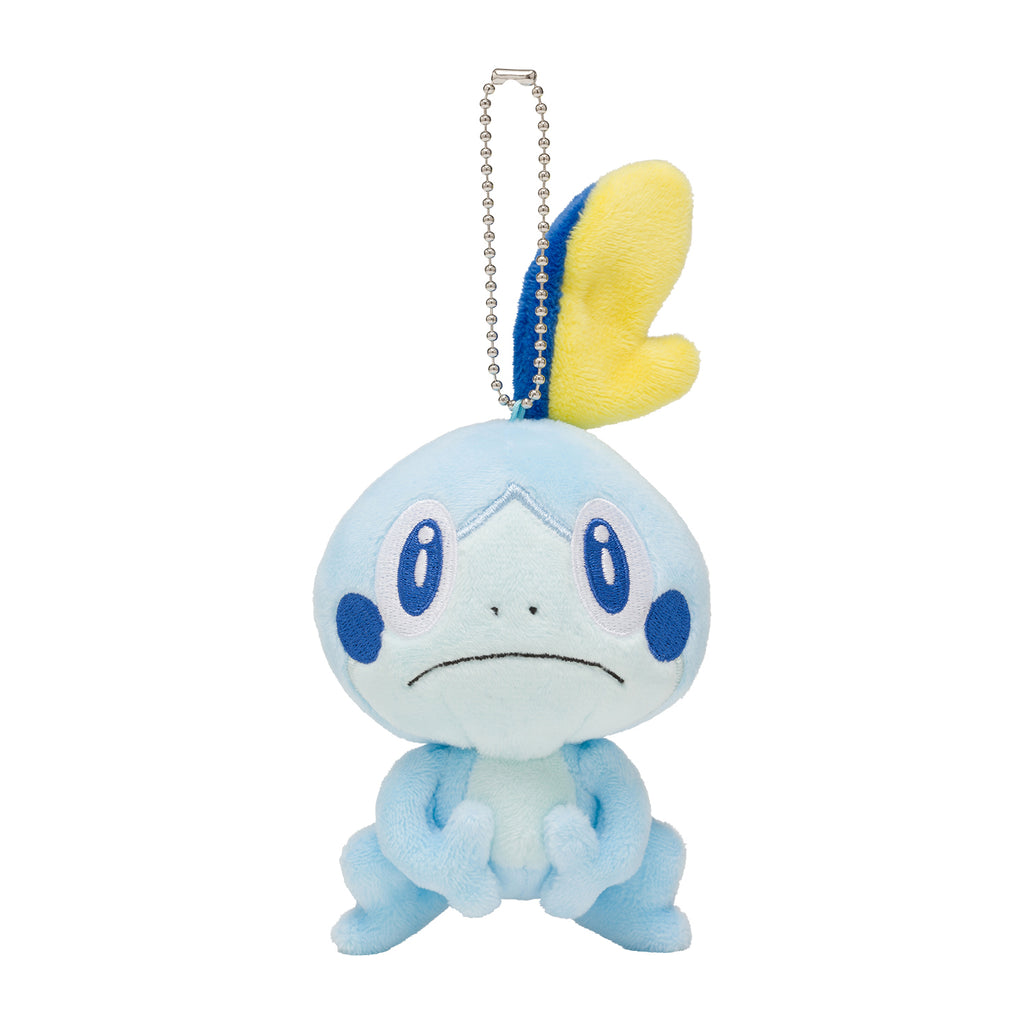 Sobble Messon Plush Keychain Sword Shield Pokemon Center Japan Original