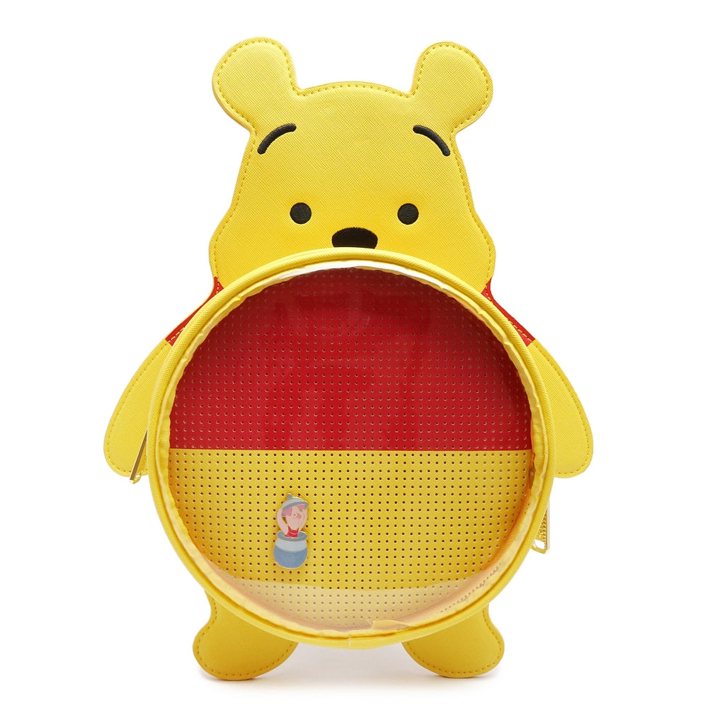 Winnie the Pooh Backpack Loungefly Disney Store Japan