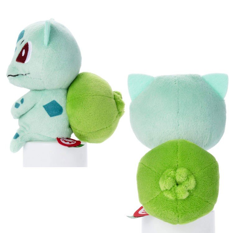Bulbasaur Fushigidane Chokkirisan mini Plush Doll Pokemon Japan