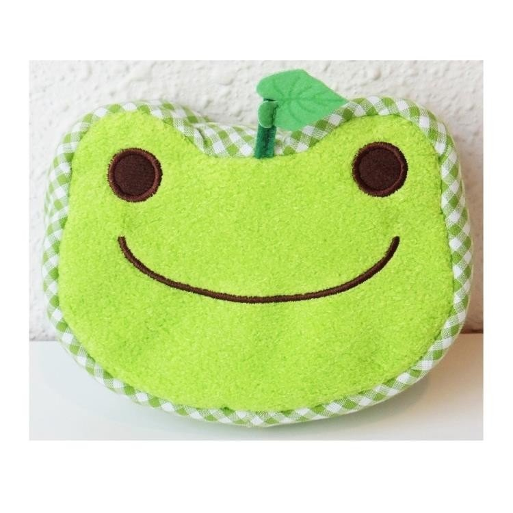 Pickles the Frog Pouch Melon Green Fruit Parlor Japan