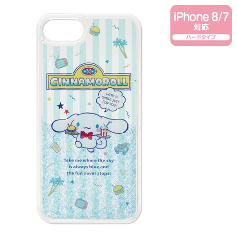 Cinnamoroll iPhone 7 8 Case Cover Summer Vacation Sanrio Japan