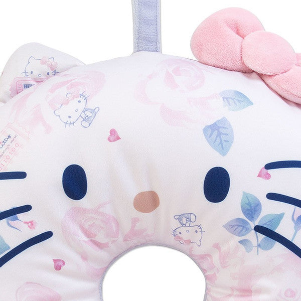 Hello Kitty Neck Pillow Girly Travel Sanrio Japan