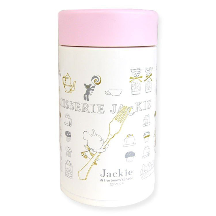 Jackie Stainless Food Soup Jar 360ml the bears' school Japan