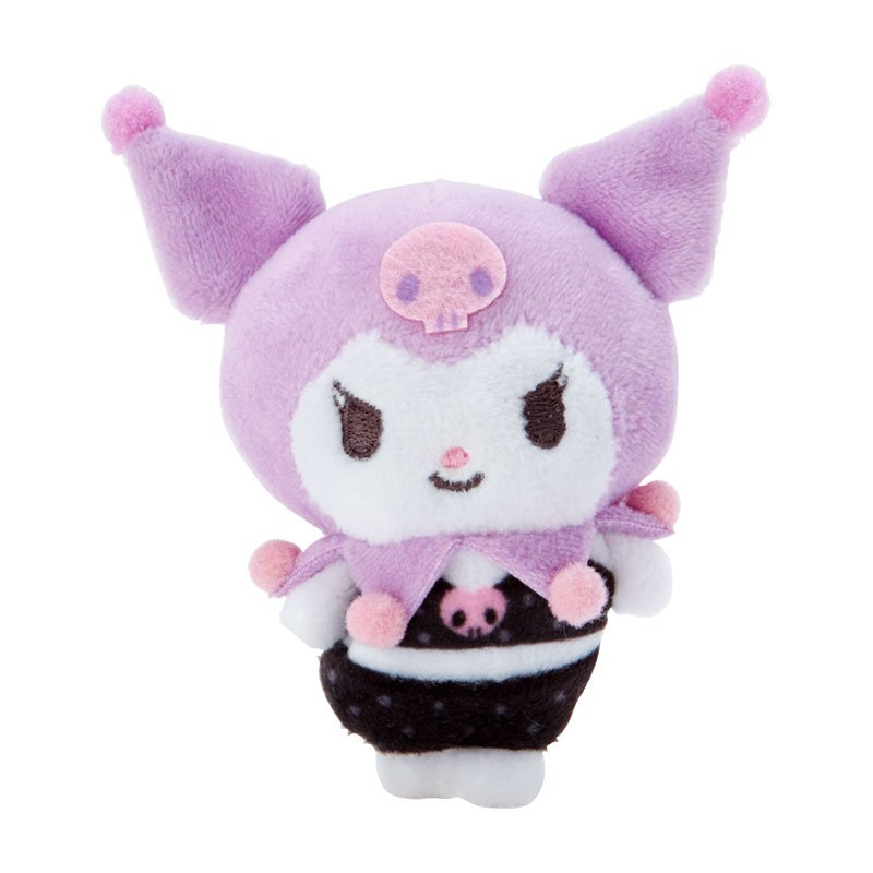 Kuromi mini Plush Doll Sanrio Japan