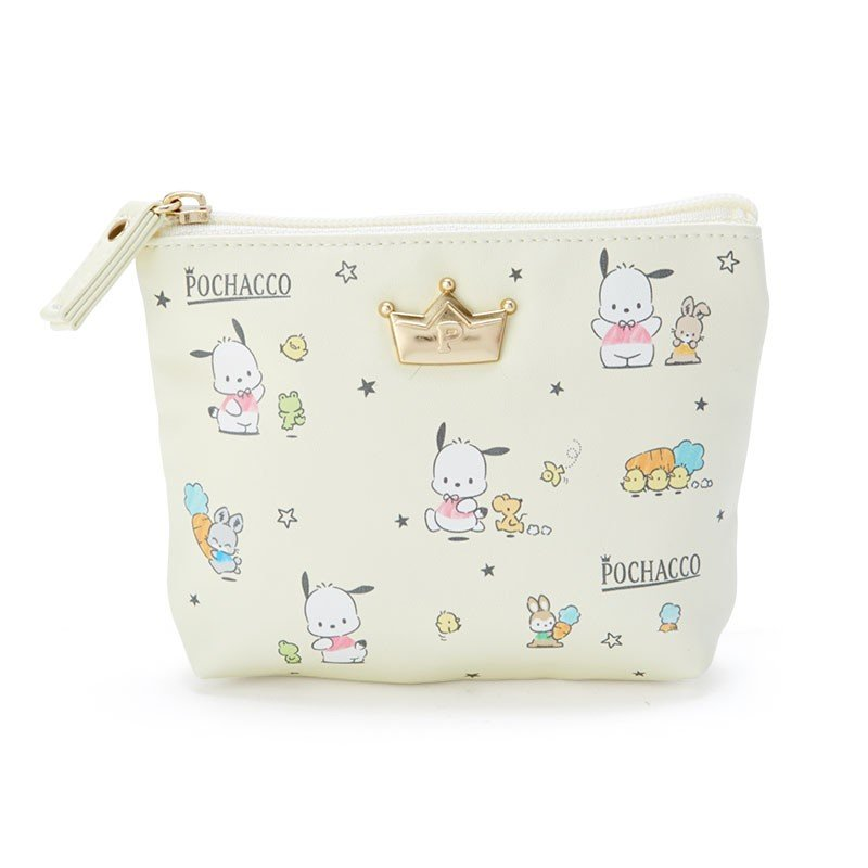 Pochacco Tissue Pouch Birthday Sanrio Japan