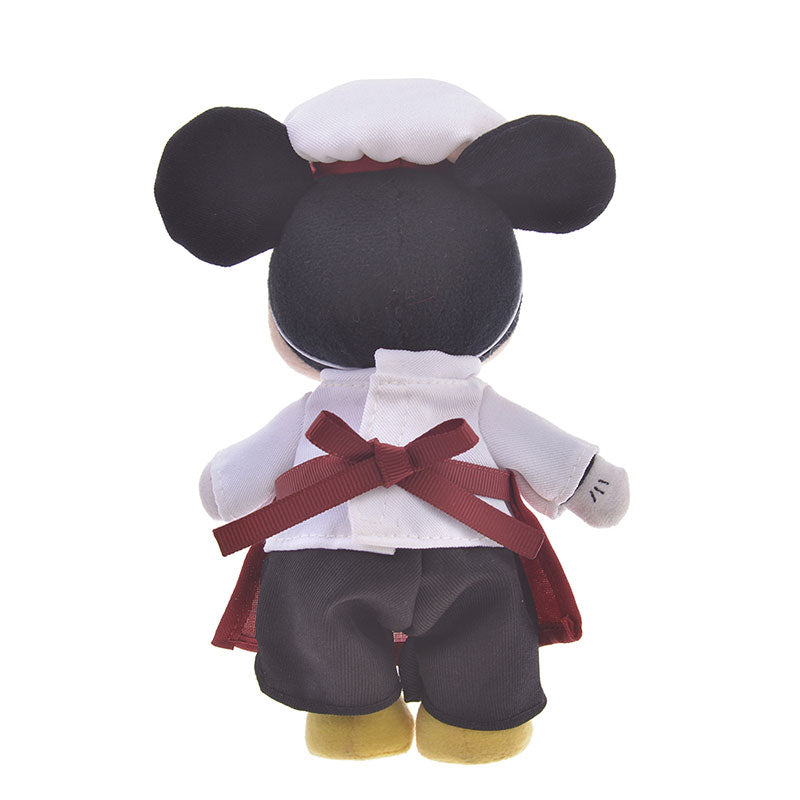 Costume for Plush nuiMOs Doll Patissier Mickey Girl Disney Store Japan