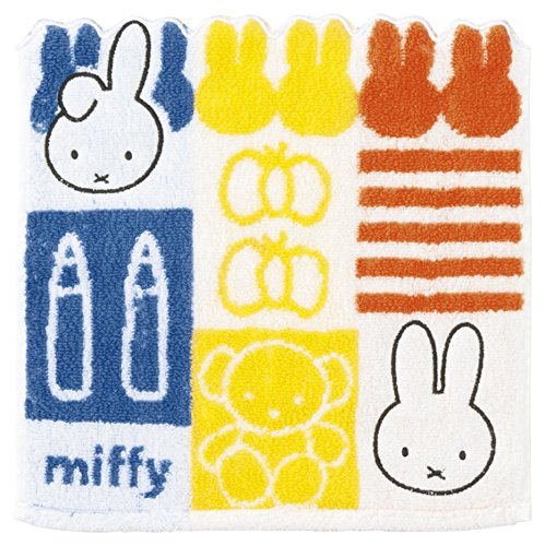 Miffy mini Towel Peace Miffy Japan Dick Bruna