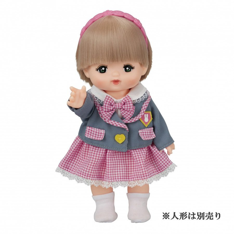 Costume for Mell chan Doll Blazer Coordination Pilot Japan